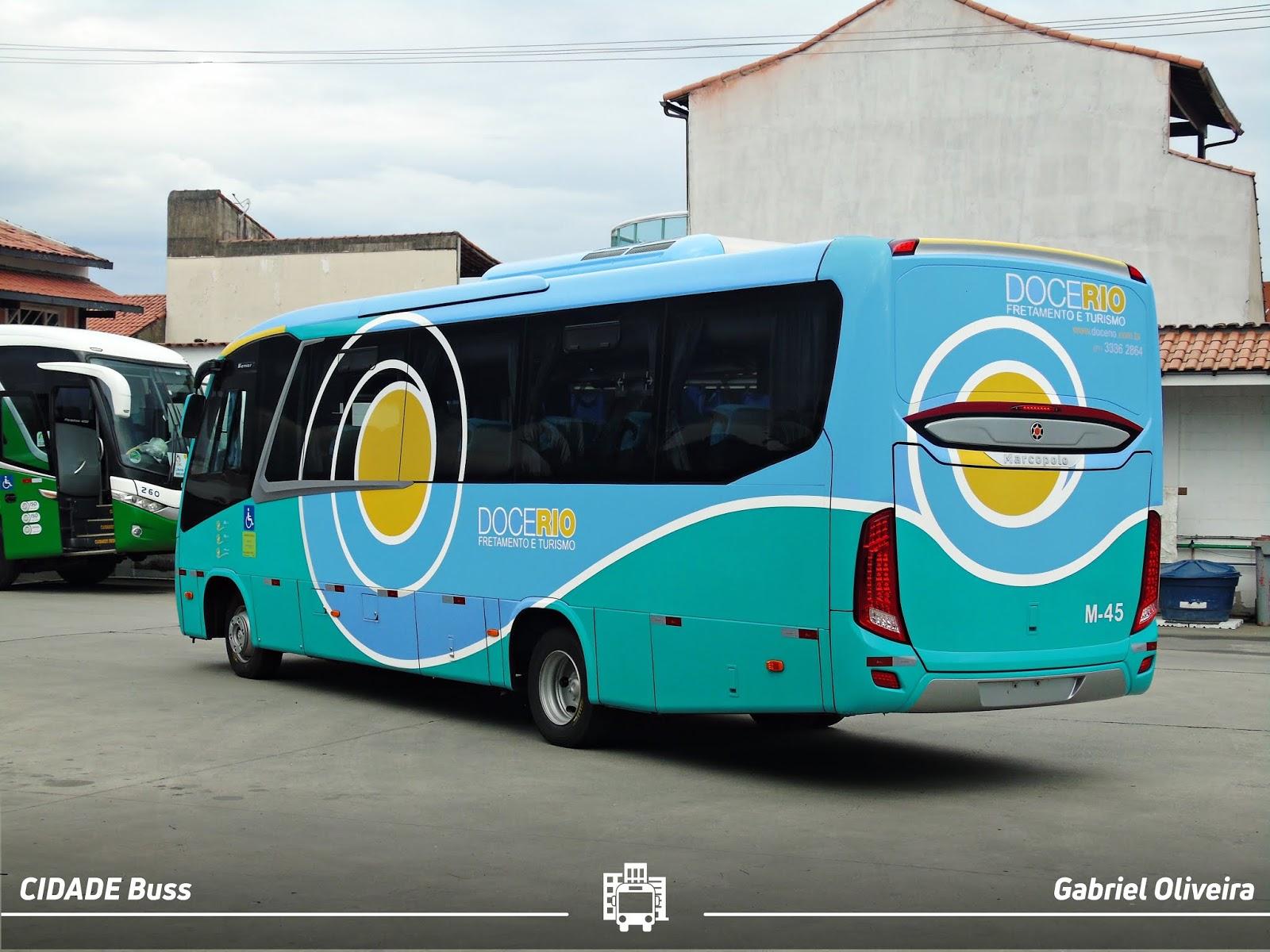 Aluguel de Ônibus Confortável