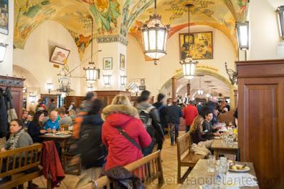 Onde comer em Munique, Hofbräuhaus!