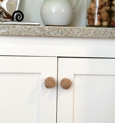 Nautical Rope Knot Knobs
