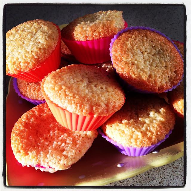 sweet kwisine, cupcakes, moelleux, orange