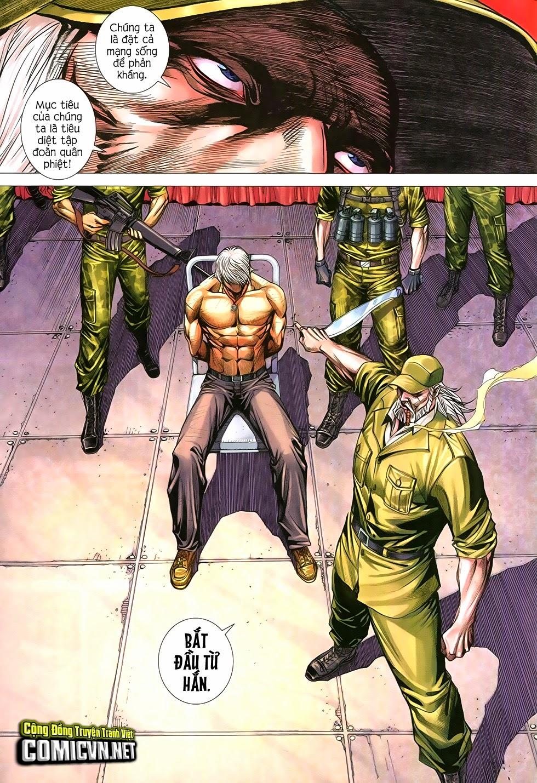 Đại Quân Phiệt chap 12 trang 15