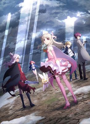 Fate kaleid liner Prisma Illya 3rei Anime