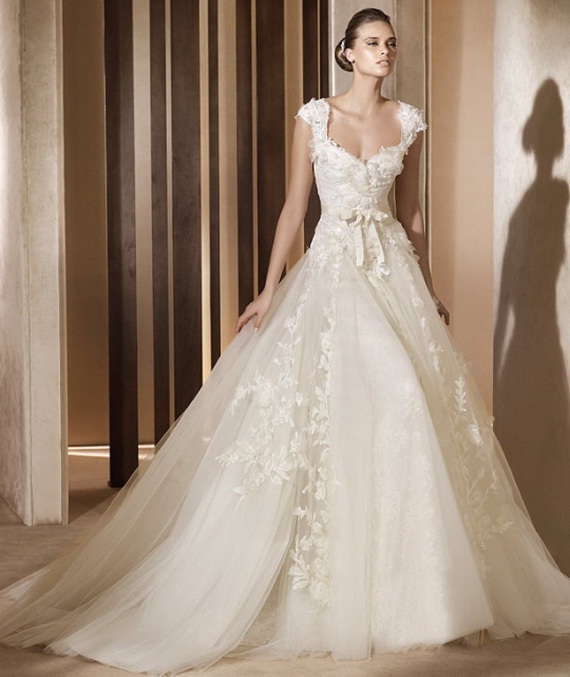 2012 Ball Gown Wedding Dresses