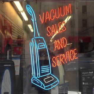 Jeremiah S Vanishing New York Desco Vacuum