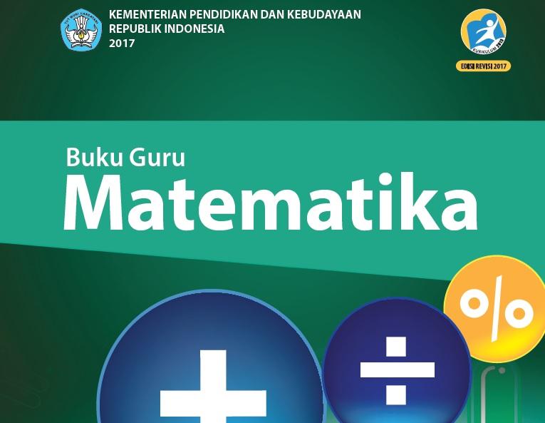 Buku Kurikulum 2013 Untuk SMP Revisi 2017