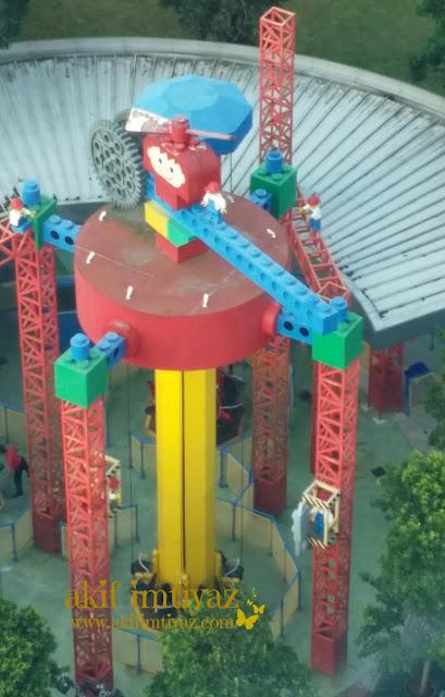 Observation Tower Legoland Johor Bharu Malaysia , Observation Tower  , Legoland, Legoland Johor Bharu , akifimtiyaz.com