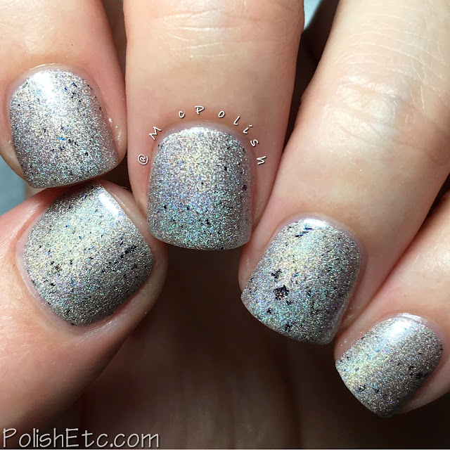 Ellagee - Three Years of Sparkle Collection - McPolish - Suger, Suger, How'd You Get So Fly