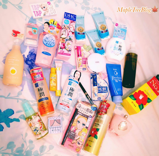 Asian Skincare Products