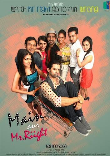 Main Aur Mr. Riight (2014) Movie Poster
