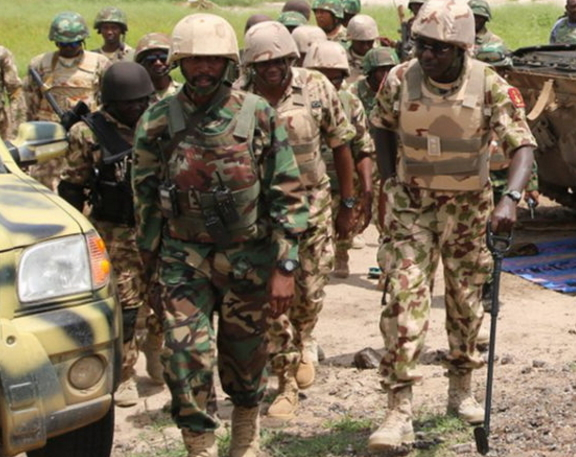 4 soldiers killed patrol bomb boko haram