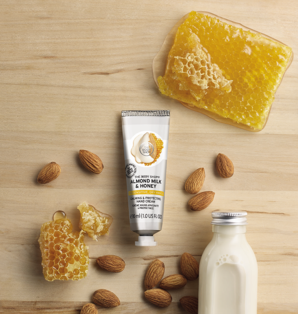 Almond Milk&Honey by The Body Shop