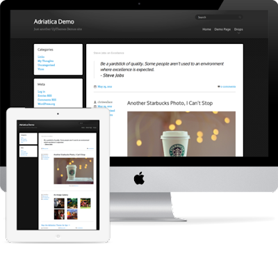 Adriatica v1.0 Theme for WordPress