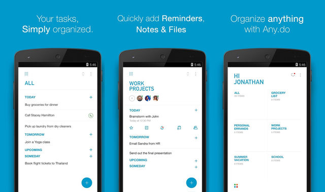 To do list App for Android