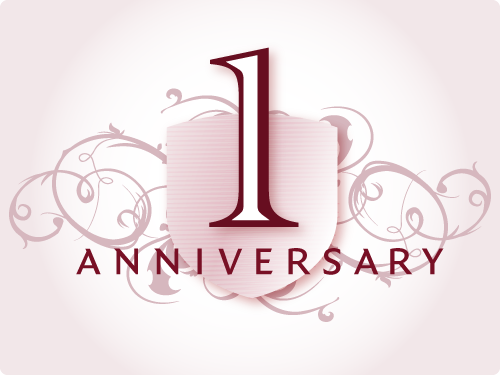 One Year Business Anniversary Quotes: This Is Utkarsh Speaking: 1st Anniversary