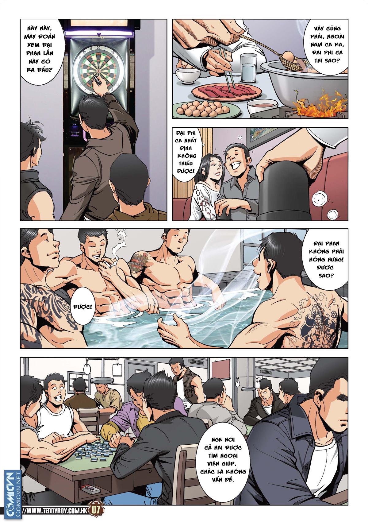 Người Trong Giang Hồ chapter 2113: cự tinh chi chiến trang 5