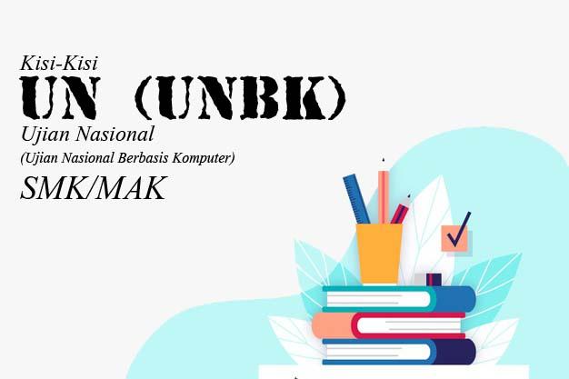 Kisi-Kisi UN Matematika Pariwisata SMK