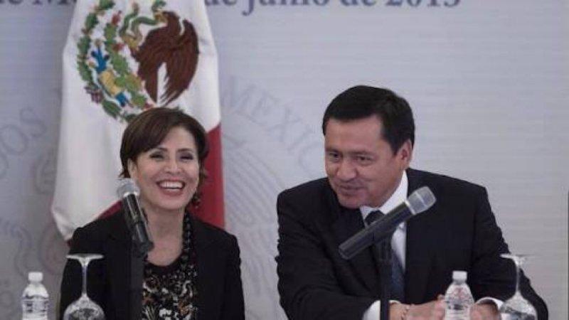 Osorio Chon exige a Morena no mencionar en medios el caso de corrupción de Rosario Robles