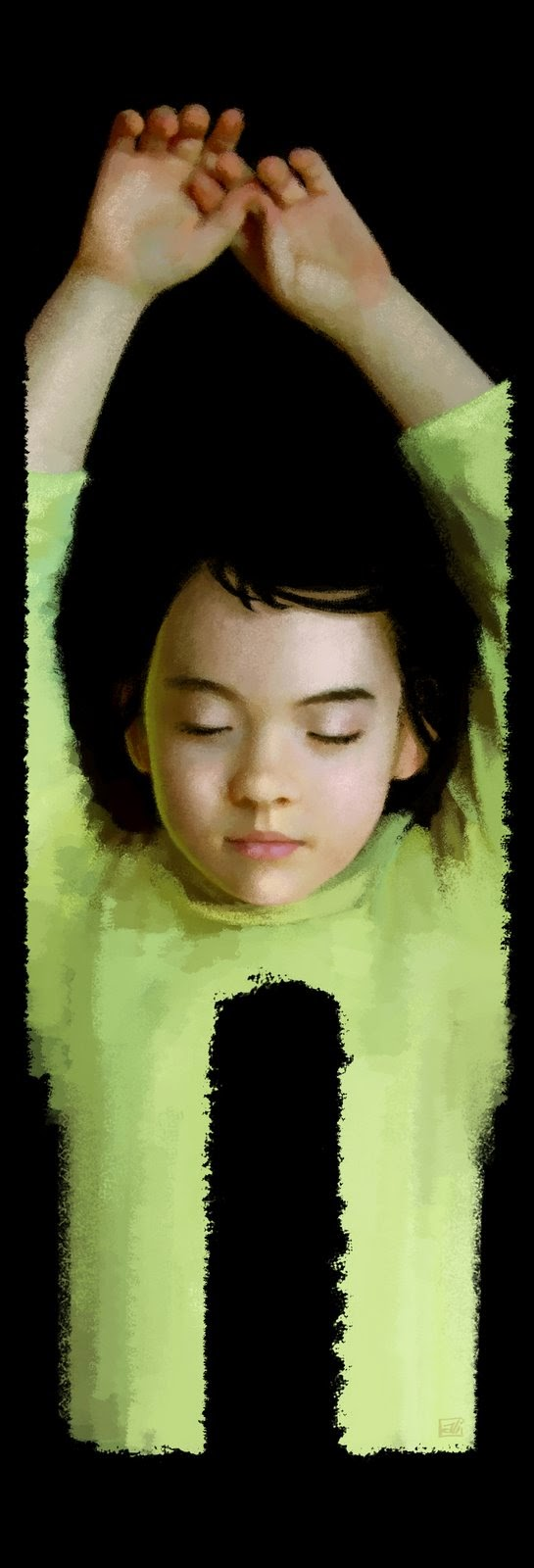 Children Paintings By Cali Rezo