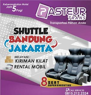 Travel Bandung Jakarta 2019