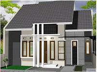 Desain Teras Untuk Rumah Minimalis Type 36 Sederhana