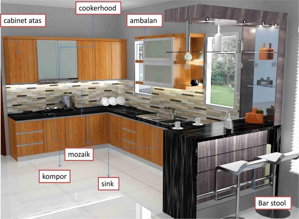 kitchen set bagian atas 1