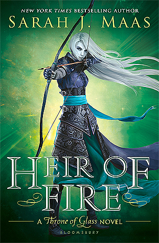 Heir of Fire (Sarah J Maas)