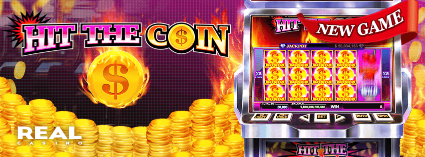 Real Casino - Free Slots Free Coins