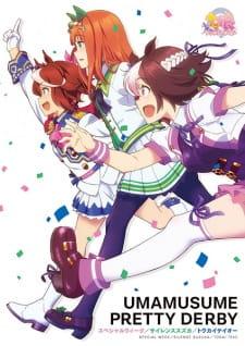 Xem Anime Cuộc Đua Đáng Yêu -Uma Musume Pretty Derby -  VietSub