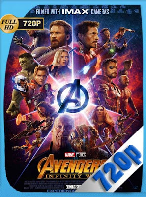 Avengers: Infinity War 2018 HD [720P] dualLatino-Inglés[GoogleDrive] DizonHD