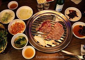 Makanan korea Bulgogi