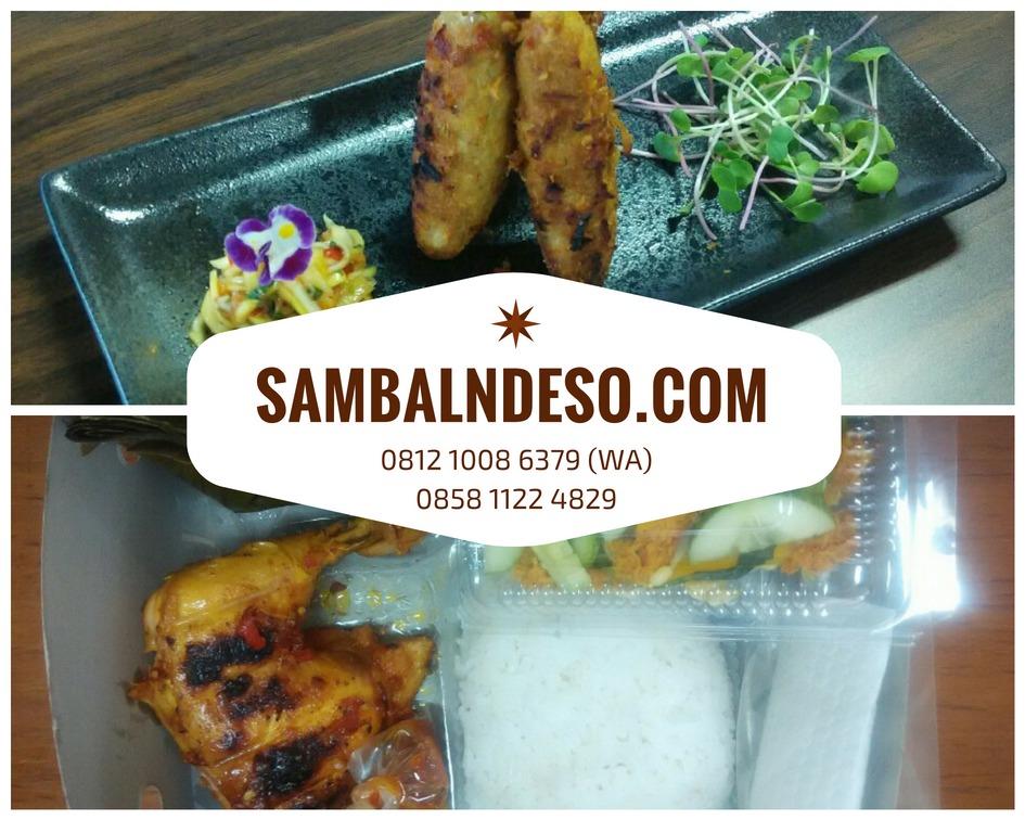 harga Pesan Nasi Box Ayam Bakar Bintaro Sektor 9