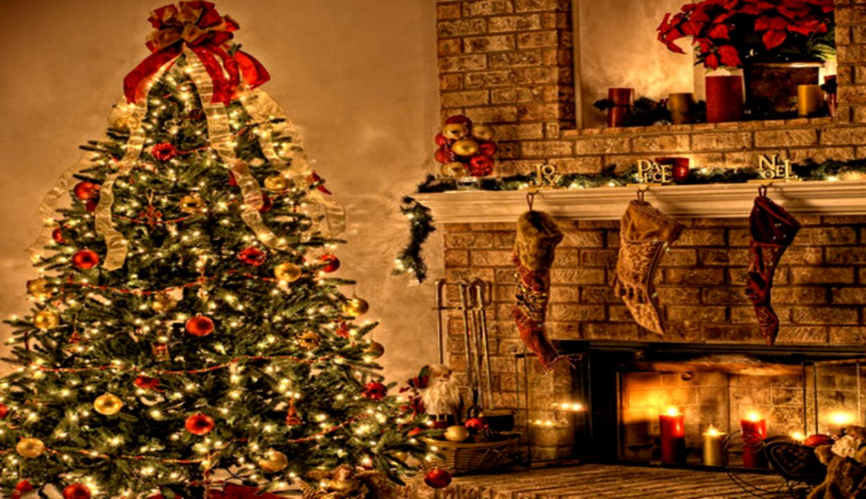 Christmas Wallpaper Pictures For Desktop Root Wallpapers