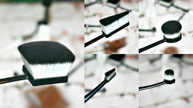 Kohl Kreatives - The Flex Collection Brush Heads