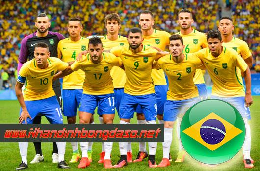 Dự đoán tỷ số Brazil vs Ecuador www.nhandinhbongdaso.net