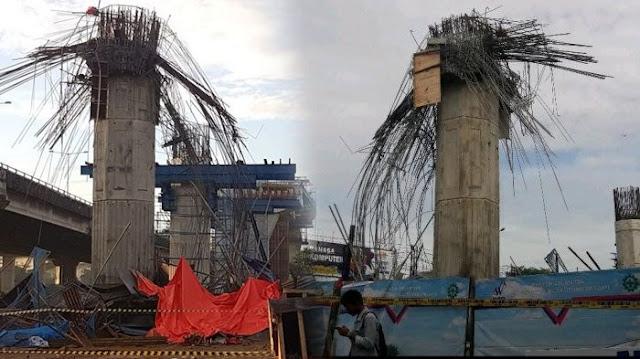 Istana Pasir itu Bernama Infrastruktur