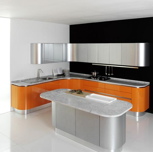 Modern European Kitchen Designs