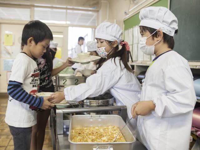Alasan Mengapa Anak-anak di Jepang Disebut Sebagai Anak Tersehat di Dunia