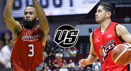 Live Streaming List: Alaska vs NorthPort 2018 PBA Governors' Cup