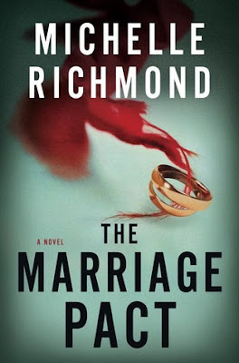 Bea's Book Nook, Review, The Marriage Pact, Michelle Richmond