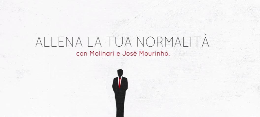 Canzone Pubblicità Sambuca Molinari (allena la tua normalità) | Luglio 2016