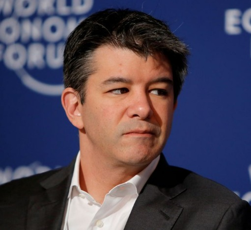 Uber CEO Travis Kalanick Resigns As A Result Of Pressure From Investors