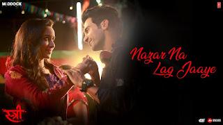 Nazar Na Lag Jaaye Lyrics | Stree