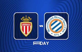 Monaco vs Montpellier – Highlights