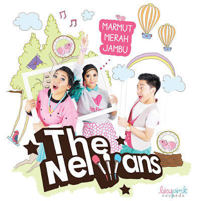 Lirik Lagu The Nelwans - OST Marmut Merah Jambu