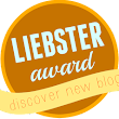Booktag: Liebster award