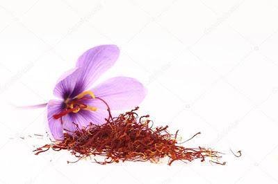 Saffron Flower Hd Wallpapers Free Downloads