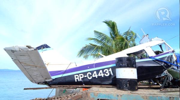 Alleged cover-up in Robredo plane crash –CAAP