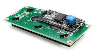 LCD 16x2 com módulo I2C