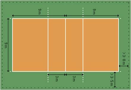 0972573299 ... as alturas são diferentes). Cada quadra é por sua vez dividida em duas  áreas de tamanhos diferentes (usualmente denominadas