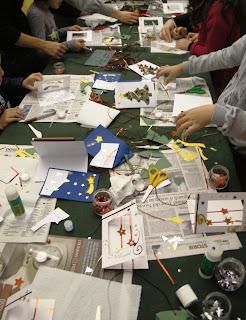 Laboratorio Creativo per Bambini: Bigliettini di Natale